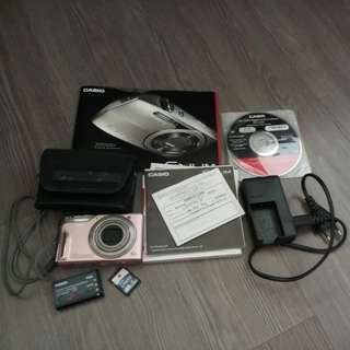 Used Casio exilim EX-H15