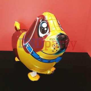 Helium Plastic Dog