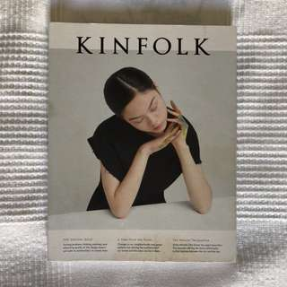 KINFOLK Magazine Vol 18