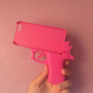 Iphone 5/5s Gun Case