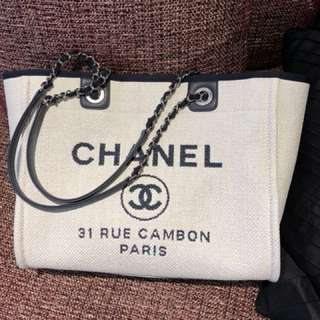 Chanel handbag (navy)