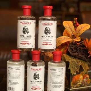 Thayers Witch Hazel Rose Petal Toner