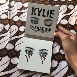 "KYSHADOW "" The bronze Palette"""