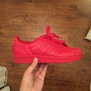 Pharrell Adidas Superstars