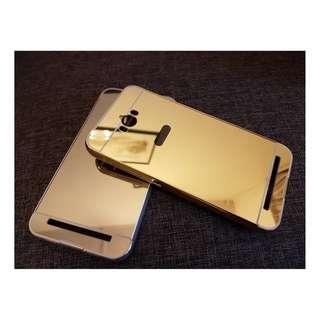 Bumper Mirror Case Asus Zenfone Max Zc550kl