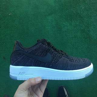 REPOST Nike Flyknit Air Force 1