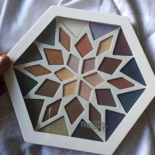 Snowflake eyeshadow palette