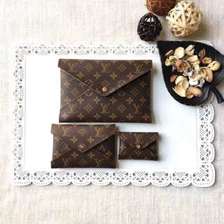 LV Envelope Clutches