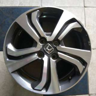 Honda City High Spec Original Rims