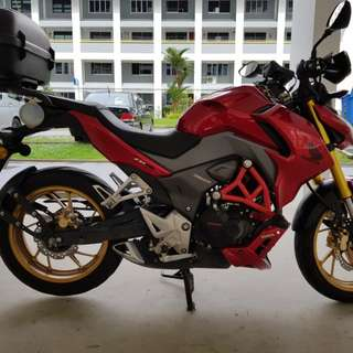 Honda CB190R Grounding Kit