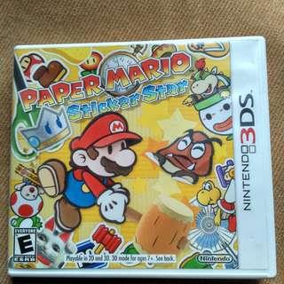 Paper Mario: Sticker Star (Used)