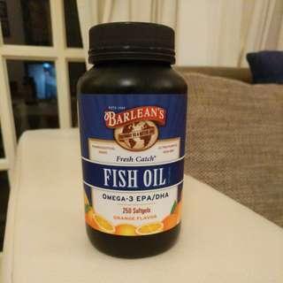 Barlean's Organic Fish Oil
