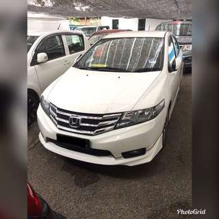 Honda City 1.5(A) Full Spec