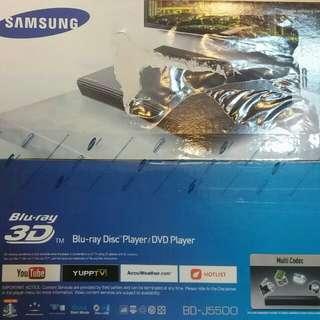 Samsung 3D 藍光碟機
