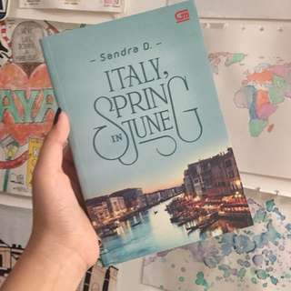Italy, spring in june by sandra D