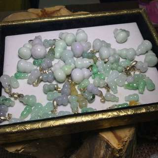 S$10 sales type A jadeite Hulu (buy 2 =S$18)