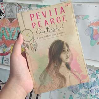 Pevita pearce our notebook