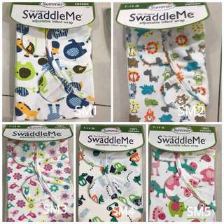 Summer Swaddle Me Instant Swaddle
