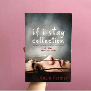 If I Stay Collection (If I Stay/Where She Went)