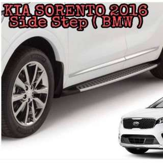 Kia Sorento 16 Side Step