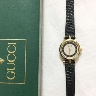 Authentic Gucci Women's watch Vintage Not Fendi Omega Dior Titus Hermes Celine
