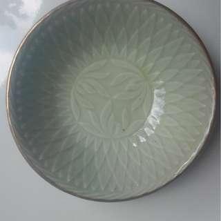 Green Exotic Bowl