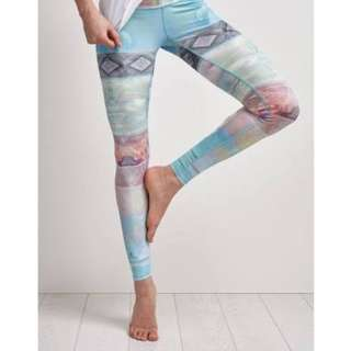 Teeki yoga pants