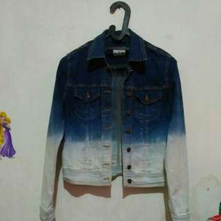 Jaket jeans rodeo