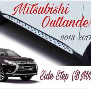 Mitsubishi Outlander 13-17 Side Step