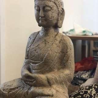 Buddha sculpture 佛像擺設