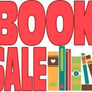 Book sales from 26/01- 16/02