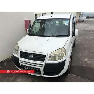 Fiat Doblo 1.9JTD (COE till 03/2022)