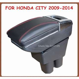 Honda City 14 Arm Rest - Plastic
