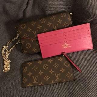 Louis Vuitton 3 pièces