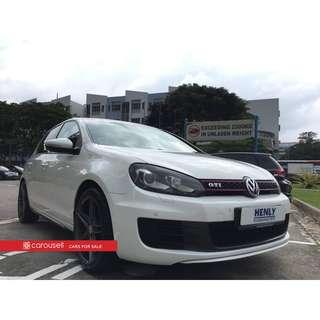 Volkswagen Golf GTI 5DR