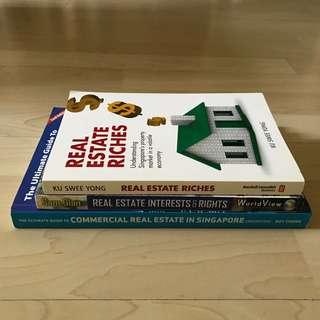 Real estate book (3 Books)