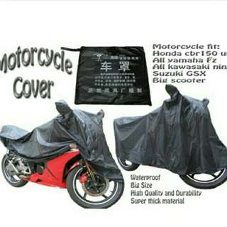 Motorcycle PVC Cover