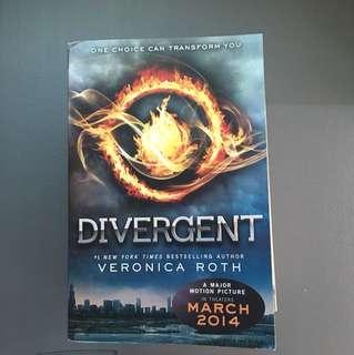 Divergent Series (1-3)