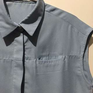 Cottonink Blue Mika Shirt