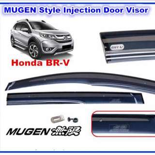 Door Visor - H.Brv (injection)