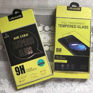 USAMS TEMPERED GLASS for Iphone 7