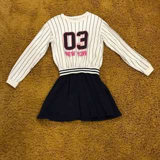 Girls Dress (Made in Korea)