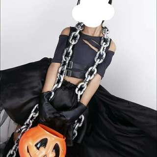 Chain Girl Costume