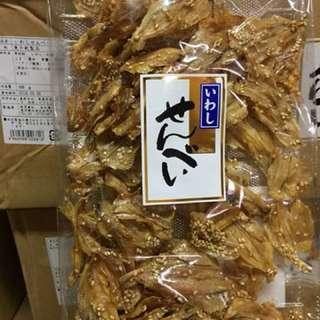 🚚 日本白石海產 烘烤白石沙丁魚片