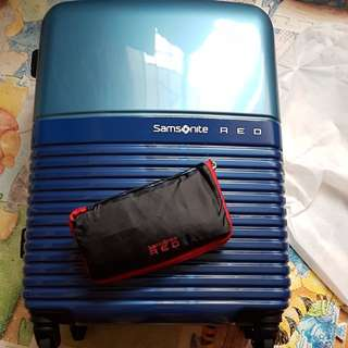 Samsonite Red Robo Spinner 65/24 Luggage