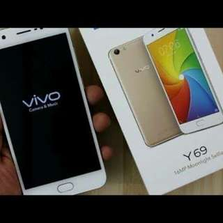 New vivo Y69 Cash credit Bunga 0.99%