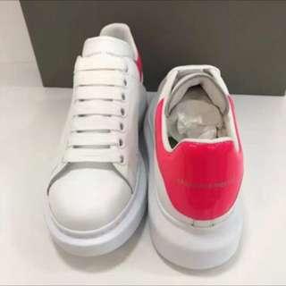 全新正貨Alexander McQueen 潮爆明星女波鞋 Sneaker