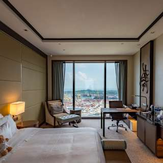 Discounted rooms at major hotels in Singapore (January - March 2018)
