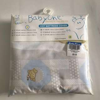 BabyOne and Isetan cot mattress cover