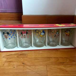 Mickey Mouse Mini Glass
